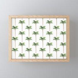 Palm Tree Framed Mini Art Print