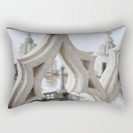 Belém Tower or the Tower of St Vincent Rectangular Pillow
