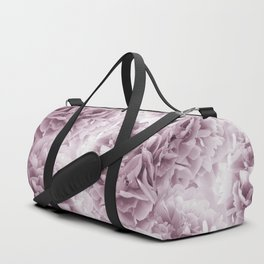 Mauve Peonies Dream #1 #floral #decor #art #society6 Duffle Bag