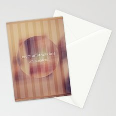 Every Artist  Stationery Cards
