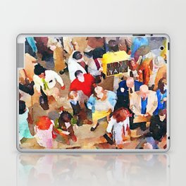 Wisdom of Crowds Laptop & iPad Skin