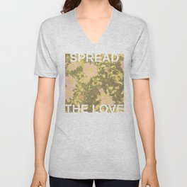 Spread the Love Unisex V-Neck
