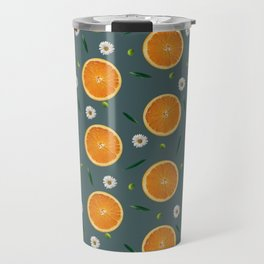 Aliño de naranjas Travel Mug