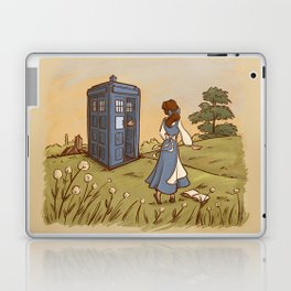 Adventure in the Great Wide Somewhere Laptop & iPad Skin