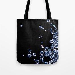 Diamond Nights Tote Bag