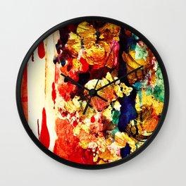 Lustre Wall Clock