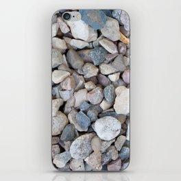 gravel texture iPhone Skin