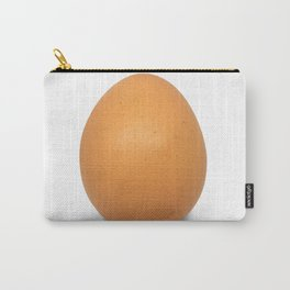 Chicken Egg , the brown eggs Artistic inspiration Carry-All Pouch