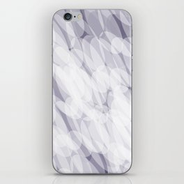 UNCLEAR VISION iPhone Skin
