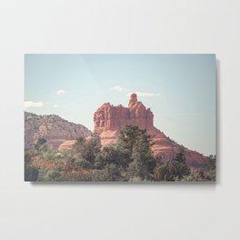 Sedona Skies III Metal Print