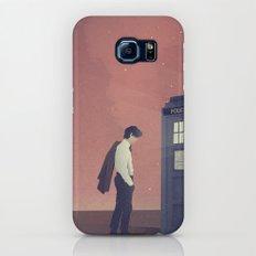 Blue Box Slim Case Galaxy S6