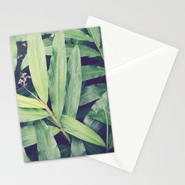 Ginger Leaves Stationery Cards