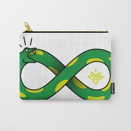 Infinite ( by Noé Grit ) Carry-All Pouch