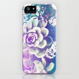 Echeveria iPhone Case