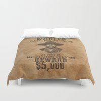 "mad men Duvet Covers featuring ""Mad Dog"" Tannen by Kramcox"