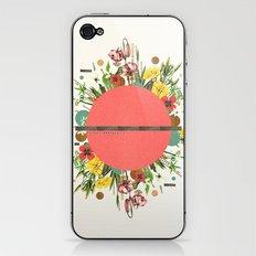 Organic Beauty_1 iPhone & iPod Skin