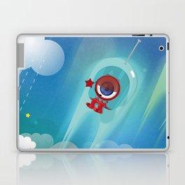 The Eyez - Astronaut Laptop & iPad Skin