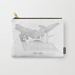 Tadao Ando Carry-All Pouch