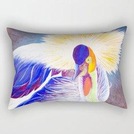 His Majesty Rectangular Pillow