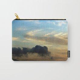 Black Cloud Golden Clouds Cloudscape Skyscape Carry-All Pouch