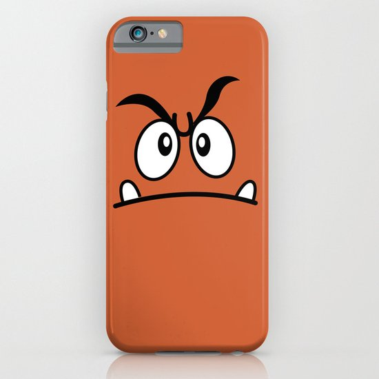 Minimalist Goomba iPhone & iPod Case