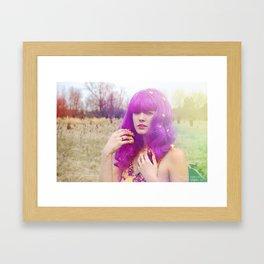 Les Isolde Framed Art Print