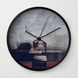 nostalgia Wall Clock