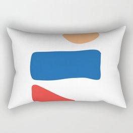 Minima #7 Rectangular Pillow