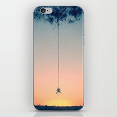 Spider Life iPhone & iPod Skin