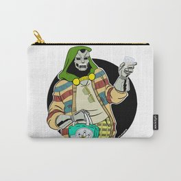 The Doom Abides Carry-All Pouch