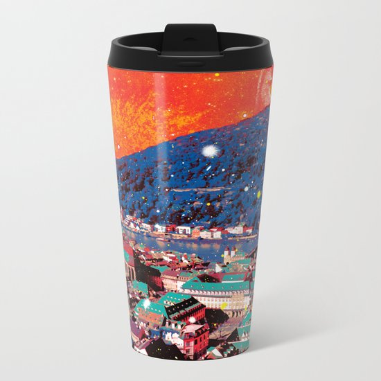 Stealth Metal Travel Mug
