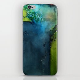 Damage iPhone Skin