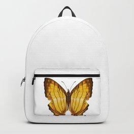 "Butterfly species Cyrestis lutea ""Orange Straight-line"" Backpack"