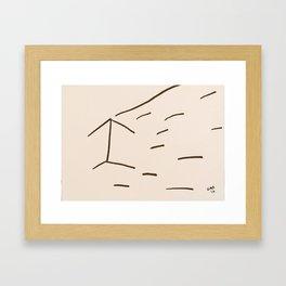 Euskalduna Framed Art Print