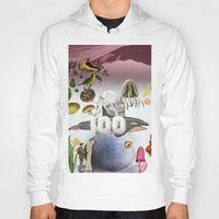 the 100 Hoodies featuring 100 by amit sakal