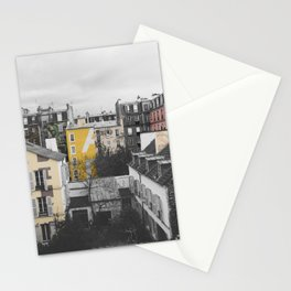 Paris I (Tags) Stationery Cards