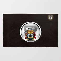 Super Bears - the Mighty One Rug