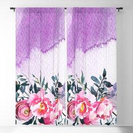 Flowers Bouquet 88 Blackout Curtain
