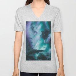 Aurora Borealis XX Unisex V-Neck