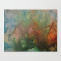 angels Canvas Prints featuring Angels by Benito Sarnelli