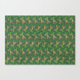 Tropical Envie Canvas Print