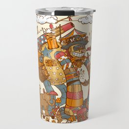 Circusbot Travel Mug