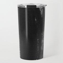 Abstract Brushstrokes No. 1 Travel Mug