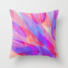 Apparition Throw Pillow