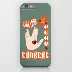 Live long play conkers Slim Case iPhone 6s