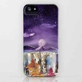 Falls by Night iPhone Case