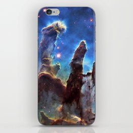 Pillars of Creation iPhone Skin