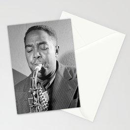 Charlie Parker - Black Culture - Black History Stationery Cards