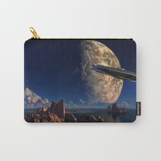 Imaginary  Land 2 Carry-All Pouch