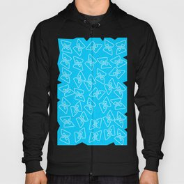 Blue Party Hoody